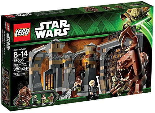 LEGO® Star WarsTM Rancor Luke - from set 75005