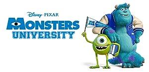 Monsters University from Disney