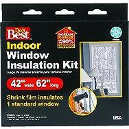 Do it Best Heat Shrink Film Window Kit-1PK SHRINK WINDOW KIT