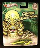 LOW FLOW * THE CREATURE FROM THE BLACK LAGOON / UNIVERSAL STUDIOS MONSTERS * Hot Wheels 2013 Pop Culture Series 1:64 Scale Die-Cast Vehicle