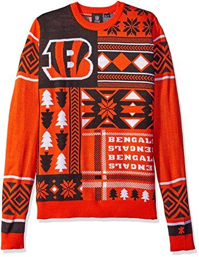 NFL Cincinnati Bengals Ugly Sweater