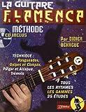 Béhague : la guitare Flamenca Méthode (+ 1 CD) - Rébillard