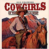 img - for Cowgirls of the Old West Calendar: Historic Photographs & Illustrations book / textbook / text book