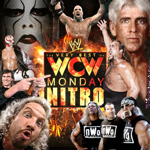 Amazon Com Wwe The Very Best Of Wcw Monday Nitro Volume 1