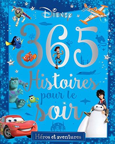 special-aventures-heros-disney-365-histoires-pour-le-soir-cd