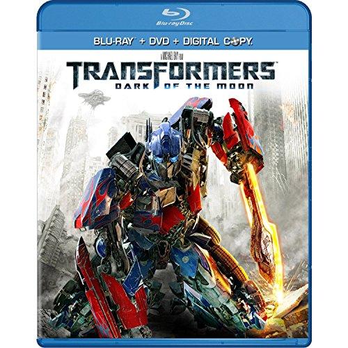 Transformers Dark of the Moon [Blu-ray + DVD + Digital Copy]