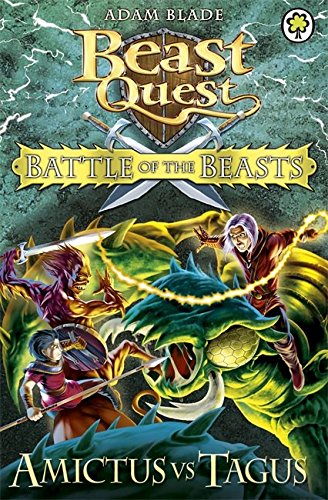 Beast Quest: Battle of the Beasts 2: Amictus vs Tagus (Beast Quest Series 4 compare prices)