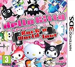 Hello Kitty and�Friends- Rockin World Tour /3DS