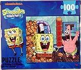 100 Piece SpongeBob Squarepants (Krabby ...