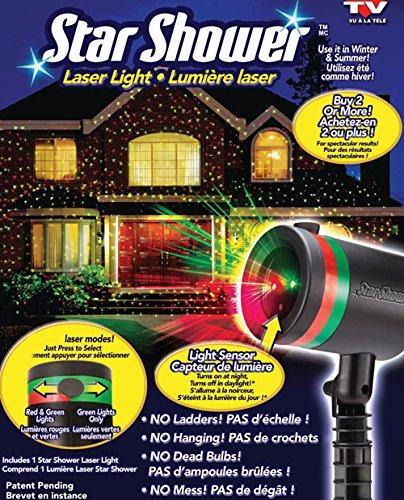 laser star shower lights deals 70 off best deals today. Black Bedroom Furniture Sets. Home Design Ideas
