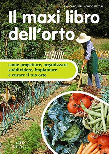 Il maxi libro dell'orto