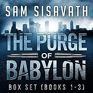 The Purge of Babylon Series Box Set: Books 1-3 Hörbuch