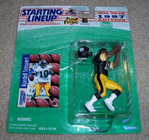 1997 Kordell Stewart NFL Starting Lineup Figure