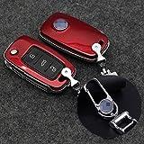 Remote Key Fob shell case cover for Volkswagen Passat TOURAN LAVIDA BORA JETTA