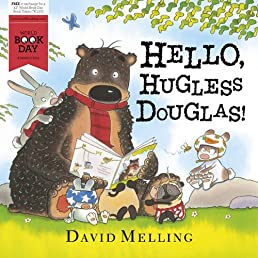 Hello Hugless Douglas World Book Day 2014
