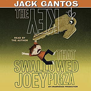 The Key That Swallowed Joey Pigza Audiobook
