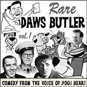 Rare Daws Butler: Comedy from the Voice of Yogi Bear! | [Daws Butler]