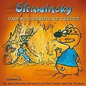Strawinsky und die verbotene Treppe (Strawinsky 6)   Olaf Franke, Tim Thomas