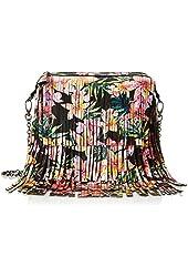 Madden Girl Mgbaxxtr Fringe Cross-Body Bag