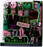 Monster High Y6609 Create A Monster Werewolf and Dragon Large Starter Pack