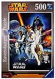 RAVENSBURGER 500 el. - Gwiezdne Wojny: Nowa nadzieja (Star Wars) [PUZZLE]