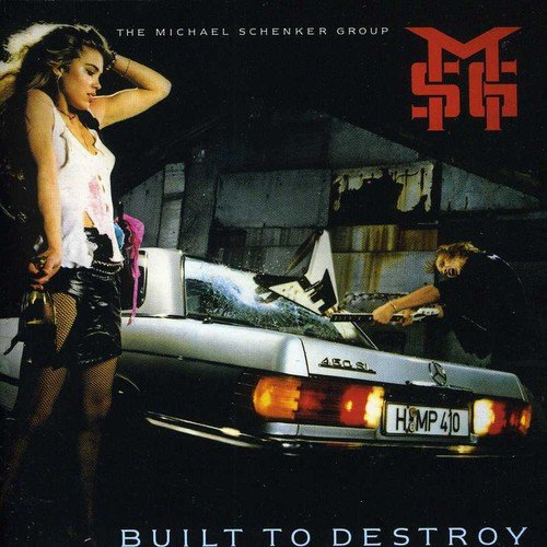 Built To Destroy (2009 Digital Remaster + Bonus Tracks)