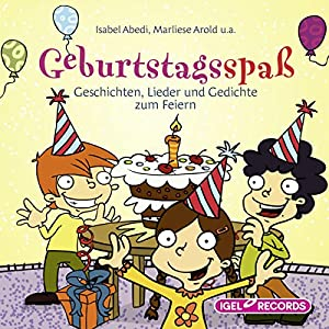 Geburtstagsspaß Hörbuch