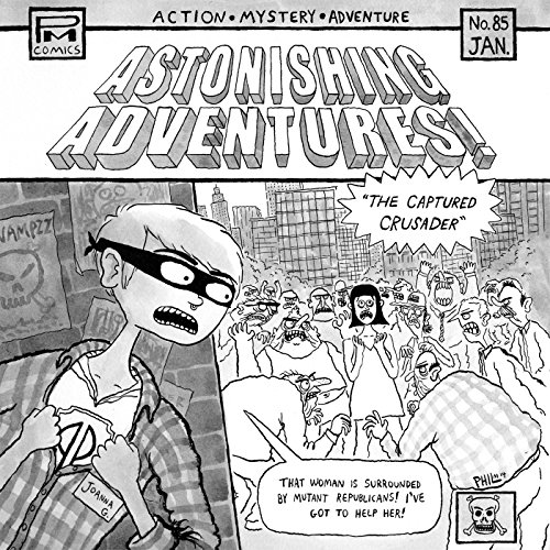 "Astonishing Adventures EP [7"" VINYL]"