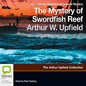 The Mystery of Swordfish Reef Audiobook