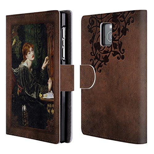 official-brigid-ashwood-rosetti-4-pre-raphaelite-leather-book-wallet-case-cover-for-blackberry-passp