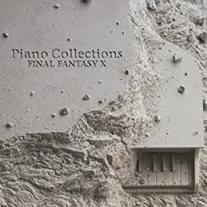 "Bande originale Piano collections ""Final Fantasy X"""