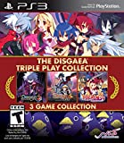 The Disgaea Triple Play Collection (輸入版:北米)
