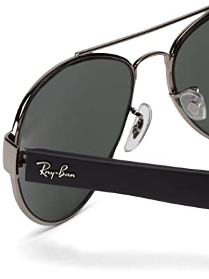 Ray-Ban 0RB3491 Aviator Sunglasses