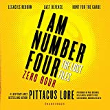 I Am Number Four: The Lost Files: Zero Hour (I Am Number Four Series: The Lost Files)