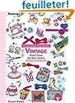 Cross Stitch Mini Motifs: Vintage: Mo...