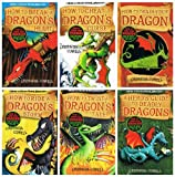 Cressida Cowell Cressida Cowell: Hiccup (How to Train Your Dragon) - 6 books collection pack: (How to Twist a Dragon's Tale / How to Train Your Dragon / A Hero's Guide to Deadly Dragons / How to Cheat a Dragon's Curse / How to Ride a Dragon's Storm / How