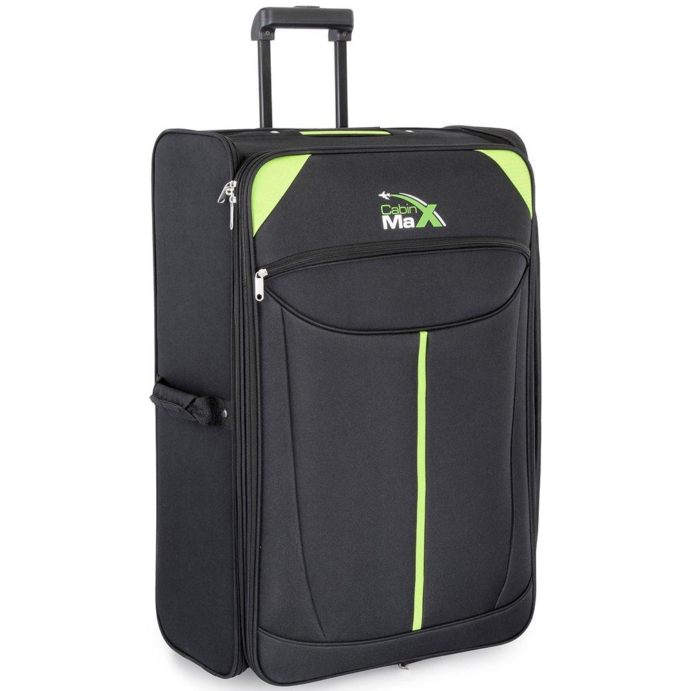 Cabin Max Global - Large bagage à roulettes léger et pliant - 107L    de clients pour plus d'informations