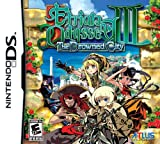 Etrian Odyssey III: The Drowned City (輸入版) - Atlus(World)
