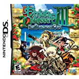 Etrian Odyssey III: The Drowned City - Nintendo DS Standard Editionby Atlus