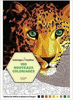 .fr 100 Nouveaux coloriages Mystères Jérémy Mariez Livres