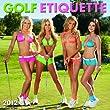 2012 Golf Etiquette Wall calendar