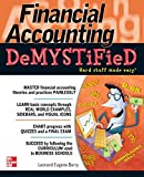 img - for Financial Accounting DeMYSTiFieD book / textbook / text book