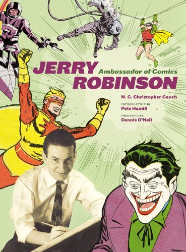 Jerry Robinson: Ambassador of Comics
