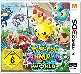 Video Games - Pok�mon Rumble World - [3DS]