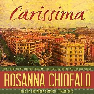 Carissima | [Rosanna Chiofalo]