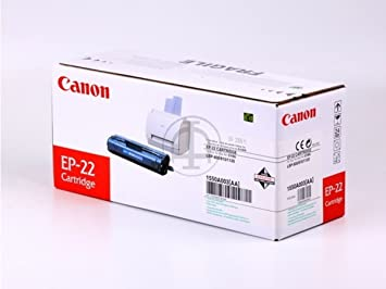 Canon (EP-22 / 1550 A 003) - original - Toner black - 2.500 Pages