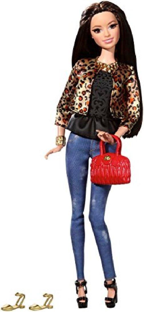 Barbie Barbie Style! Raquel CFM77 doll mascot figure girl fashion kids kaufen