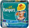 Pampers - 81390106 - Lingettes Baby Fresh - 4 x 64 Lingettes