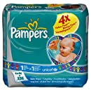Pampers - 81390106 - Lingettes Baby Fresh - 4 x 64 Lingettes