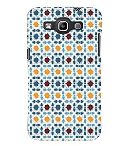 PrintDhaba Pattern D-5264 Back Case Cover for SAMSUNG GALAXY WIN i8552 (Multi-Coloured)